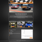 Motrosport Website Design - Wordpress Development