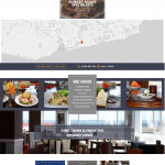 Estuary Views Canvey - Wordpress Restaurant Website